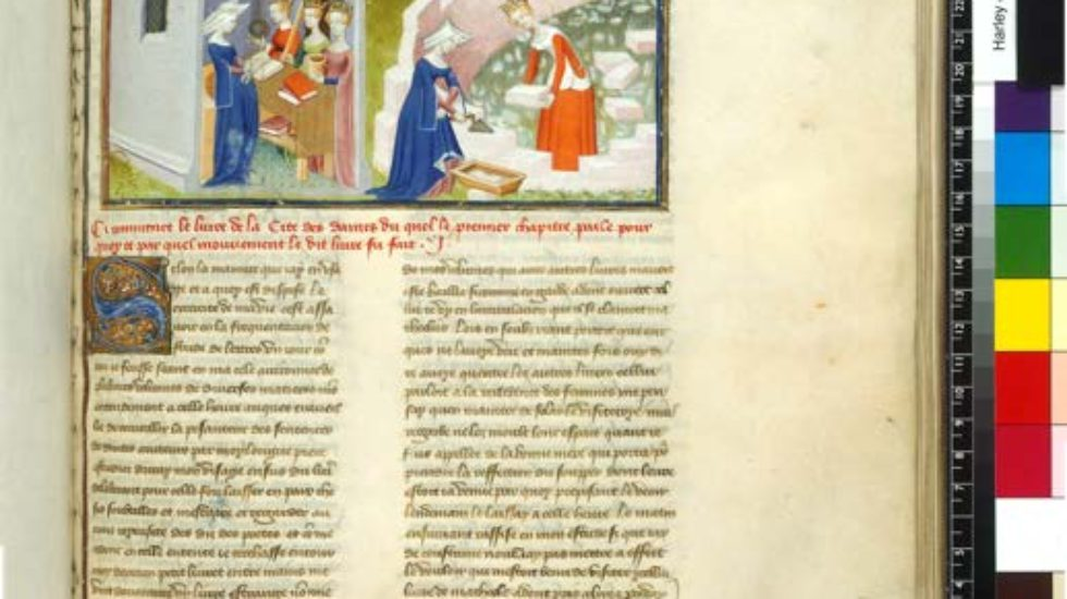 HCT & PhD Debates Session 3 – The Female Body Politic: Re-modelling The Book of the City of Ladies